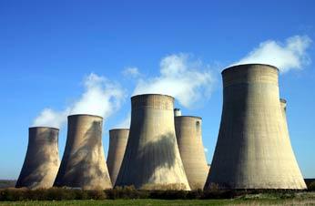 Steam Turbine Efficiency Testing at Nuclear Facility