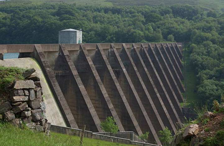 Wimbleball Leakage Reduction Programme & Pollution Alarm System