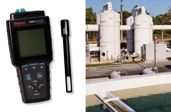 Portable Salinity Meters