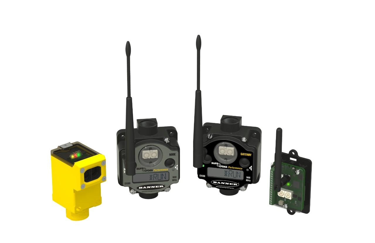 UHF Radio Telemetry Units