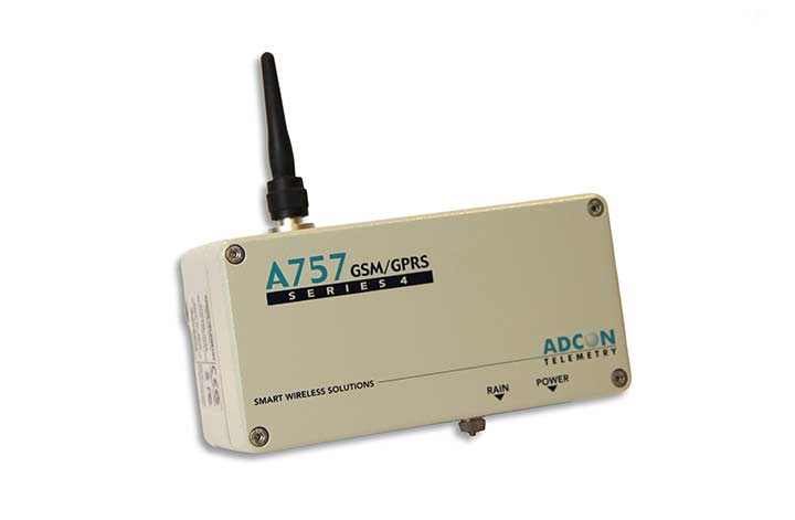 A757 GPRS Wireless Data Logger