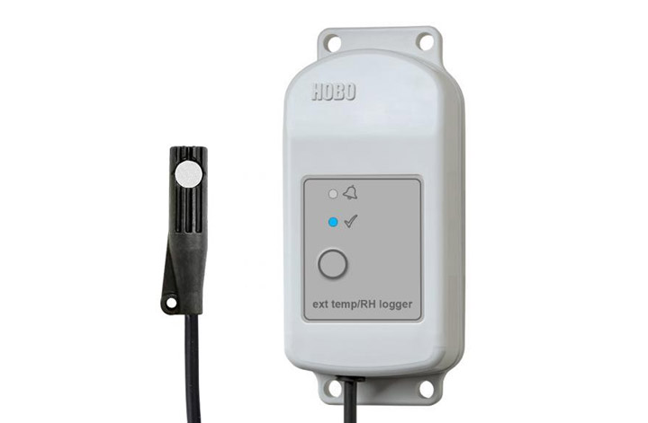 HOBO MX2302A External Temperature/RH Sensor Data Logger