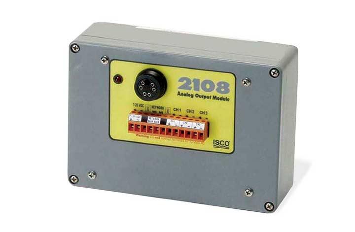ISCO 2108 Output Module