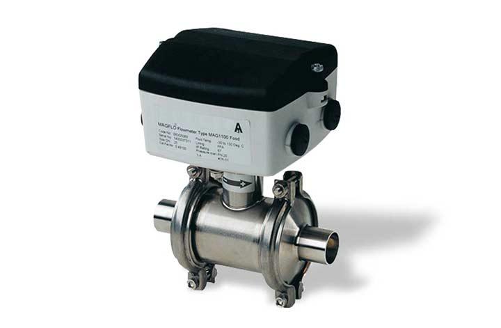 MAGFLO 1100F Magnetic Flow Meter