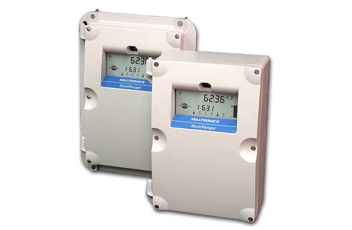 MultiRanger 100 200 Ultrasonic Level Transmitter