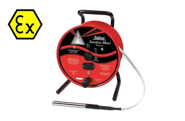 Solinst Model 122 Oil Water Interface Meter