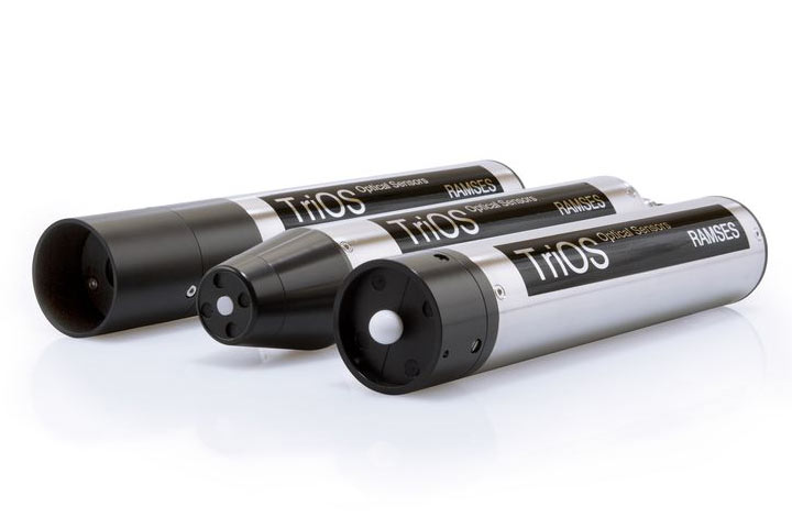 Ramses-ACC-UV Irradiance Sensor