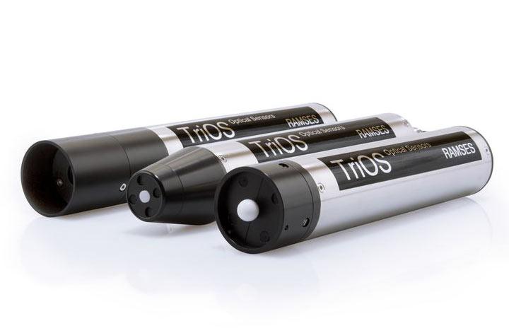 Ramses-ACC-VIS Irradiance Sensor