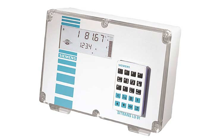 SITRANS LU01 Ultrasonic Level Controller (Discontinued)