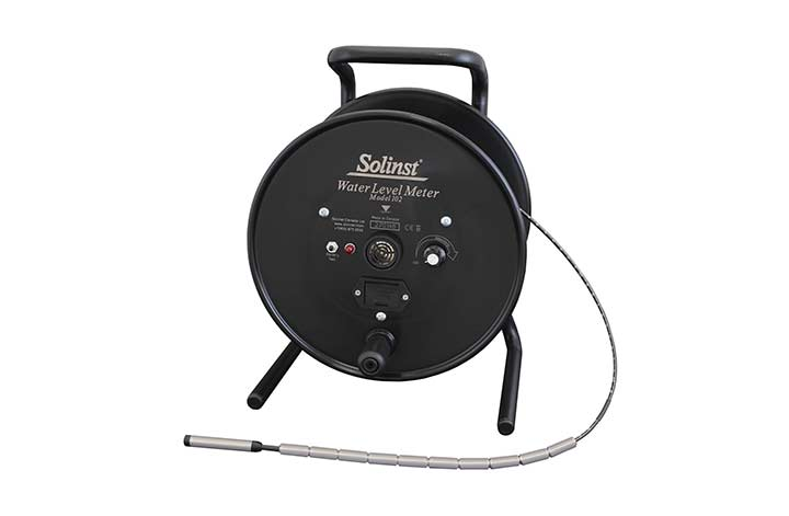 Solinst 102 Water Level Meter - Laser Marked Coaxial Cable