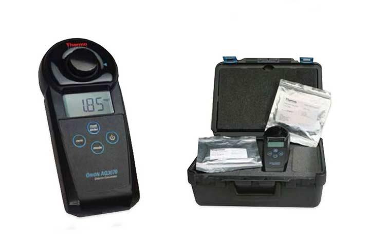 AQUAfast AQ3070 Chlorine Colorimeter