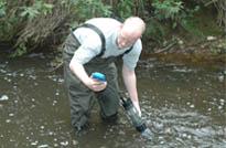 Manta  Water Quality Sonde