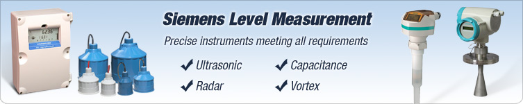 Siemens Level Monitoring Instruments